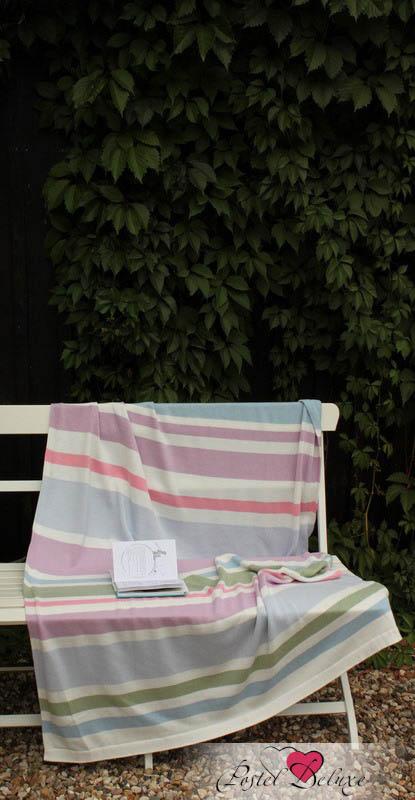 Купить Покрывала, подушки, одеяла для малышей Luxberry, Детский плед Imperio 269 (100х150 см), Португалия, Голубой, Розовый, Серый, Вязаный хлопок