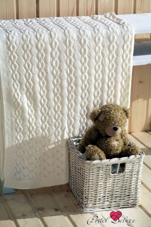 Покрывала, подушки, одеяла для малышей Luxberry Детский плед Imperio 77 Цвет: Белый (100х150 см) детский комплект luxberry sweet life простыня без резинки