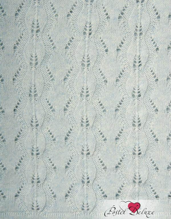 Купить Покрывала, подушки, одеяла для малышей Luxberry, Детский плед Imperio 77 Цвет: Голубой (100х150 см), Португалия, Вязаная овечья шерсть