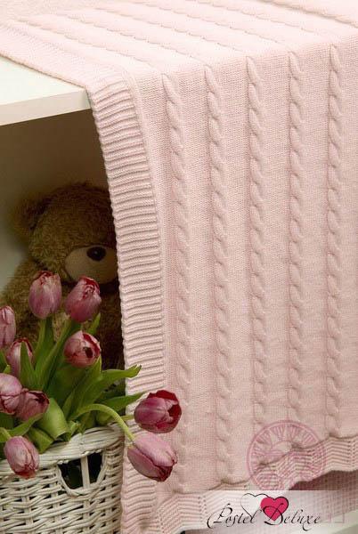 Покрывала, подушки, одеяла для малышей Luxberry Детский плед Imperio 93 Цвет: Розовый (75х100 см) детский комплект luxberry sweet life простыня без резинки