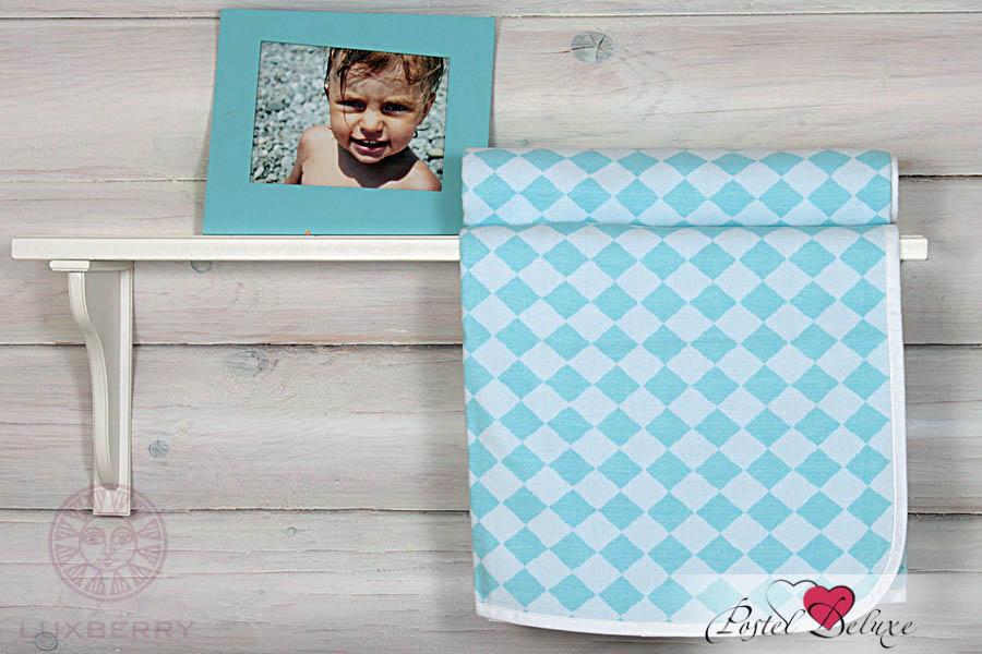 Покрывала, подушки, одеяла для малышей Luxberry Детский плед Lux 3313 Цвет: Голубой (100х150 см) детский комплект luxberry sweet life простыня без резинки