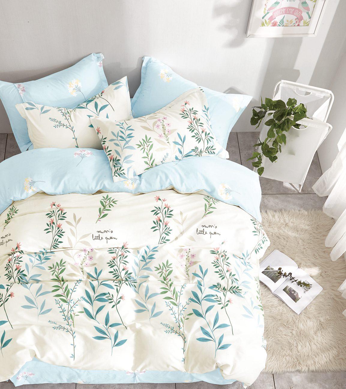 Купить Комплекты постельного белья Mioletto, Постельное белье Losine (семейное), Китай, Хлопковый сатин