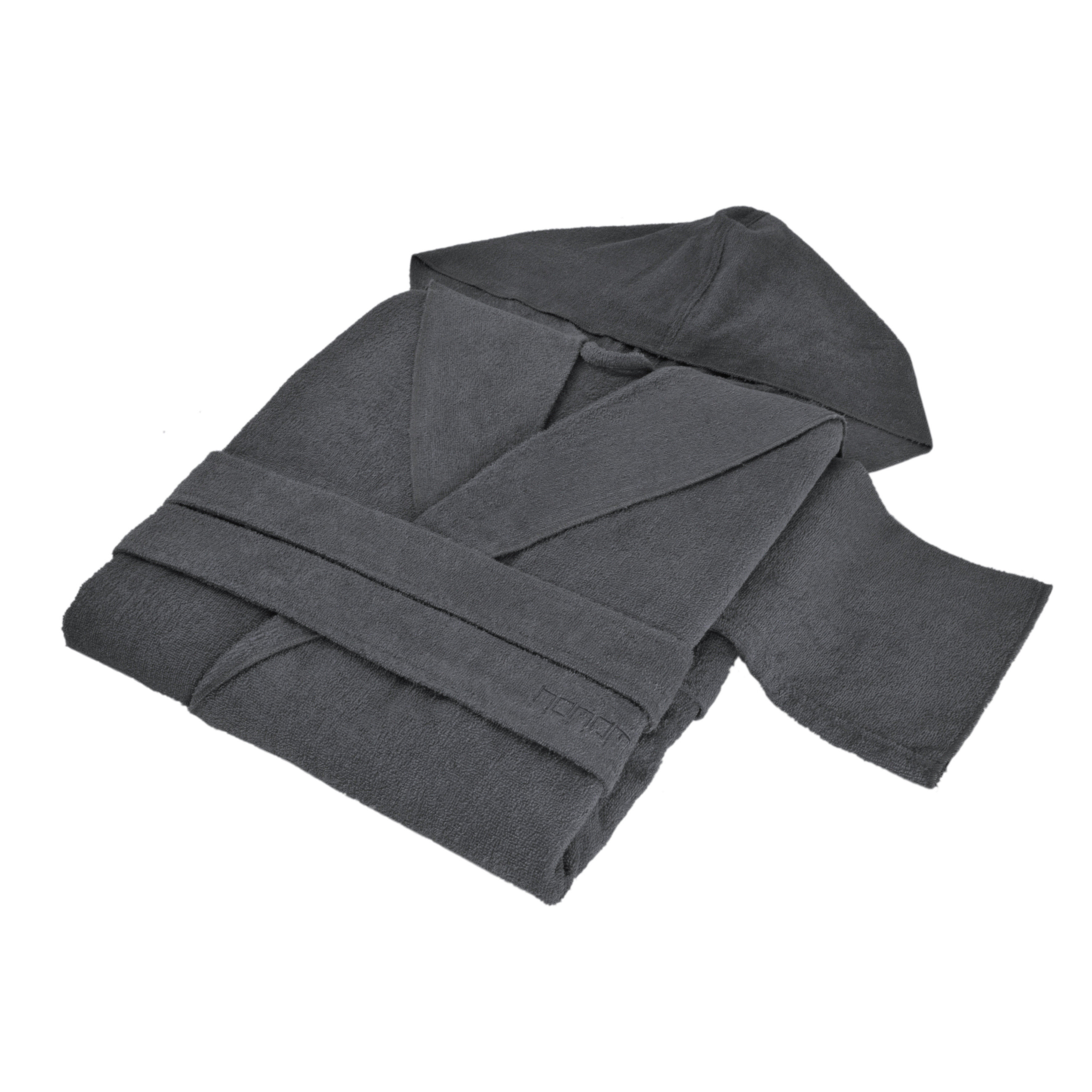 Банный халат Meyzer Цвет: Темно-Серый (S-M) HAMAM ham436599
