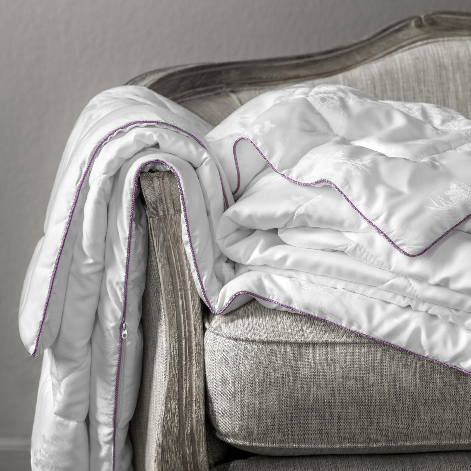Купить Одеяла Togas, Одеяло Милк Дримс (200х210 см), Греция, Белый, Модаловый жаккард