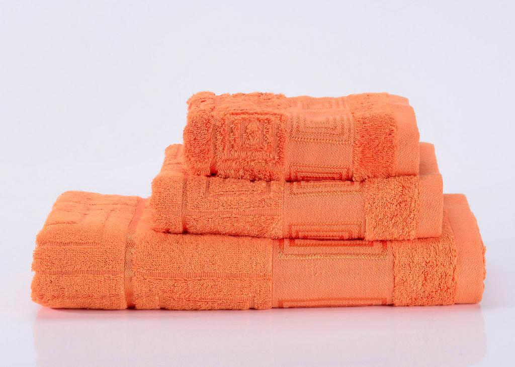 Полотенца Valtery Полотенце Miranda Цвет: Кирпичный (70х140 см)