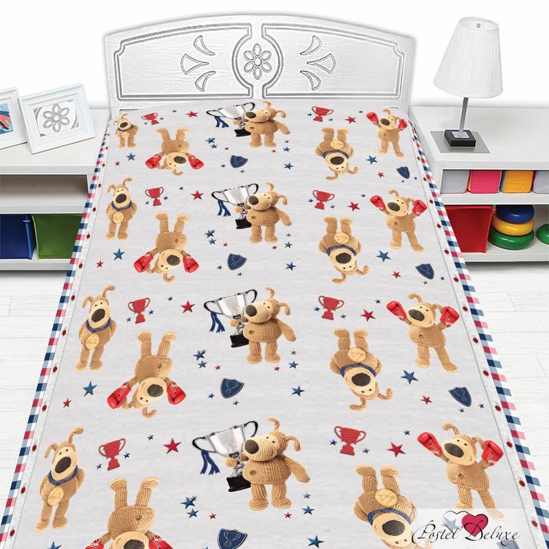 Покрывала, подушки, одеяла для малышей Mona Liza, Детский плед Boofle (150х200 см), Россия, Серый, Синтетический флис  - Купить