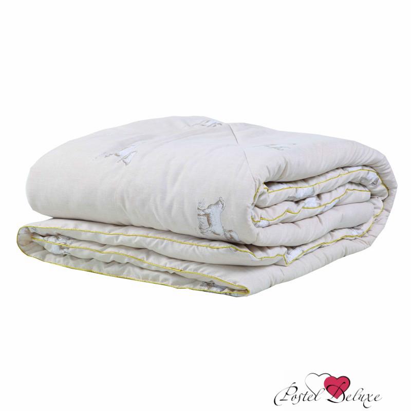 Одеяла Mona Liza Одеяло Овечья шерсть (140х205 см) подушкино одеяло подушкино руно 140х205 см овечья шерсть полиэфир бежево коричневый lyklpjj