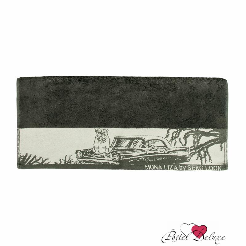 Полотенца Mona Liza Полотенце Pet Цвет: Графит (70х140 см) mona liza mona liza полотенце 70 140 summer surf