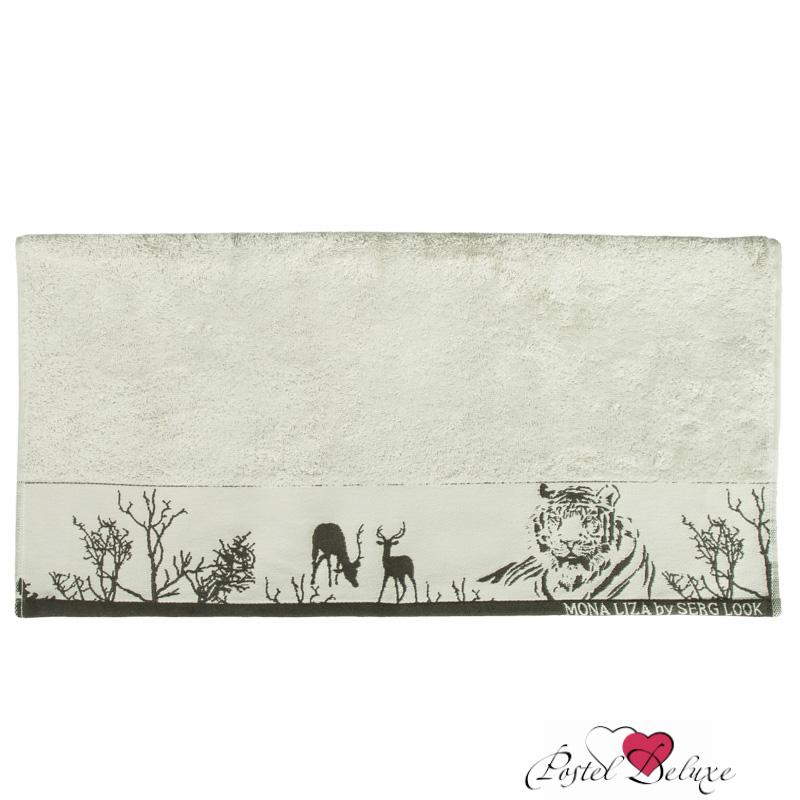 Полотенца Mona Liza Полотенце Wild Цвет: Грозовой (70х140 см) цена