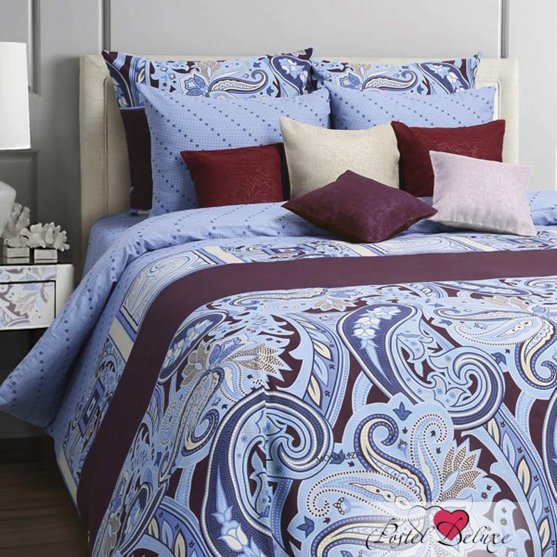 Купить Комплекты постельного белья Mona Liza, Постельное белье Bolero (2 сп. евро), Россия, Бордовый, Голубой, Бязь
