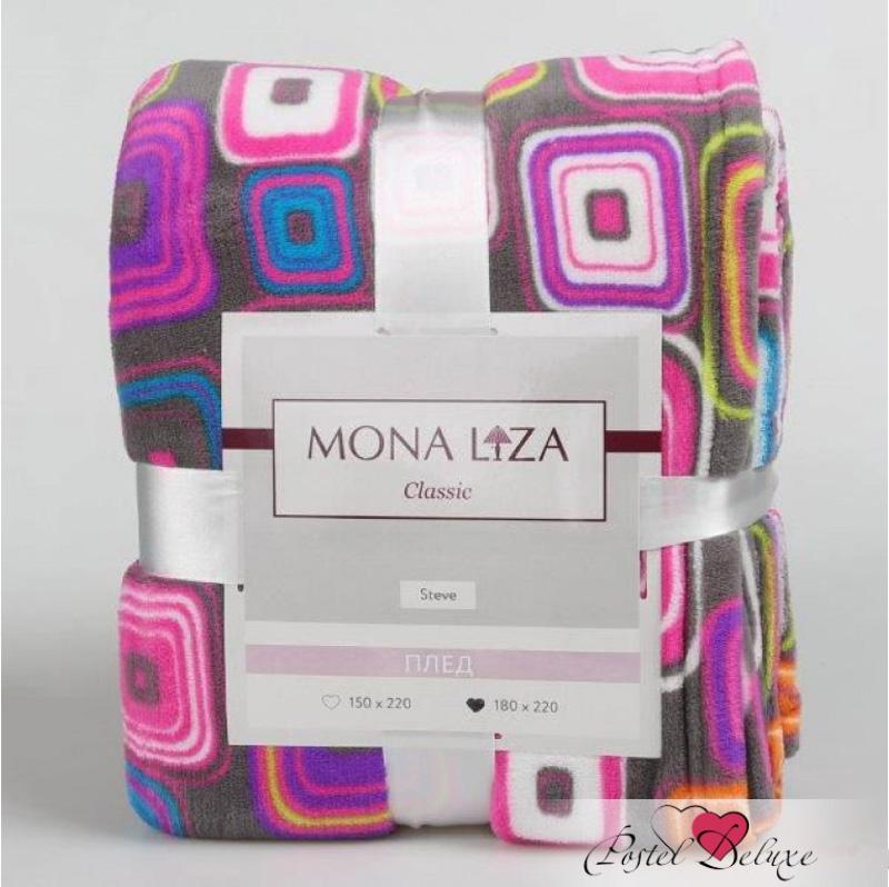 Плед Mona Liza