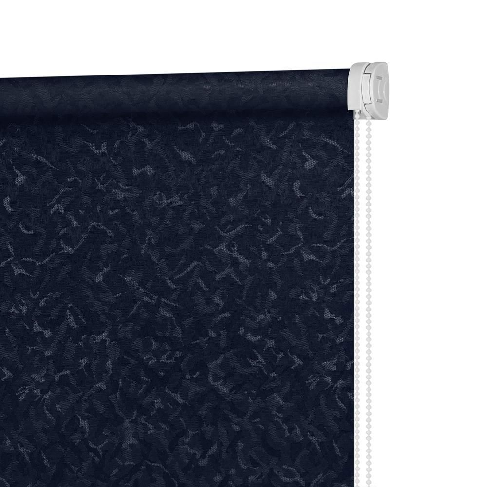 Рулонные шторы Айзен Цвет: Морской Синий