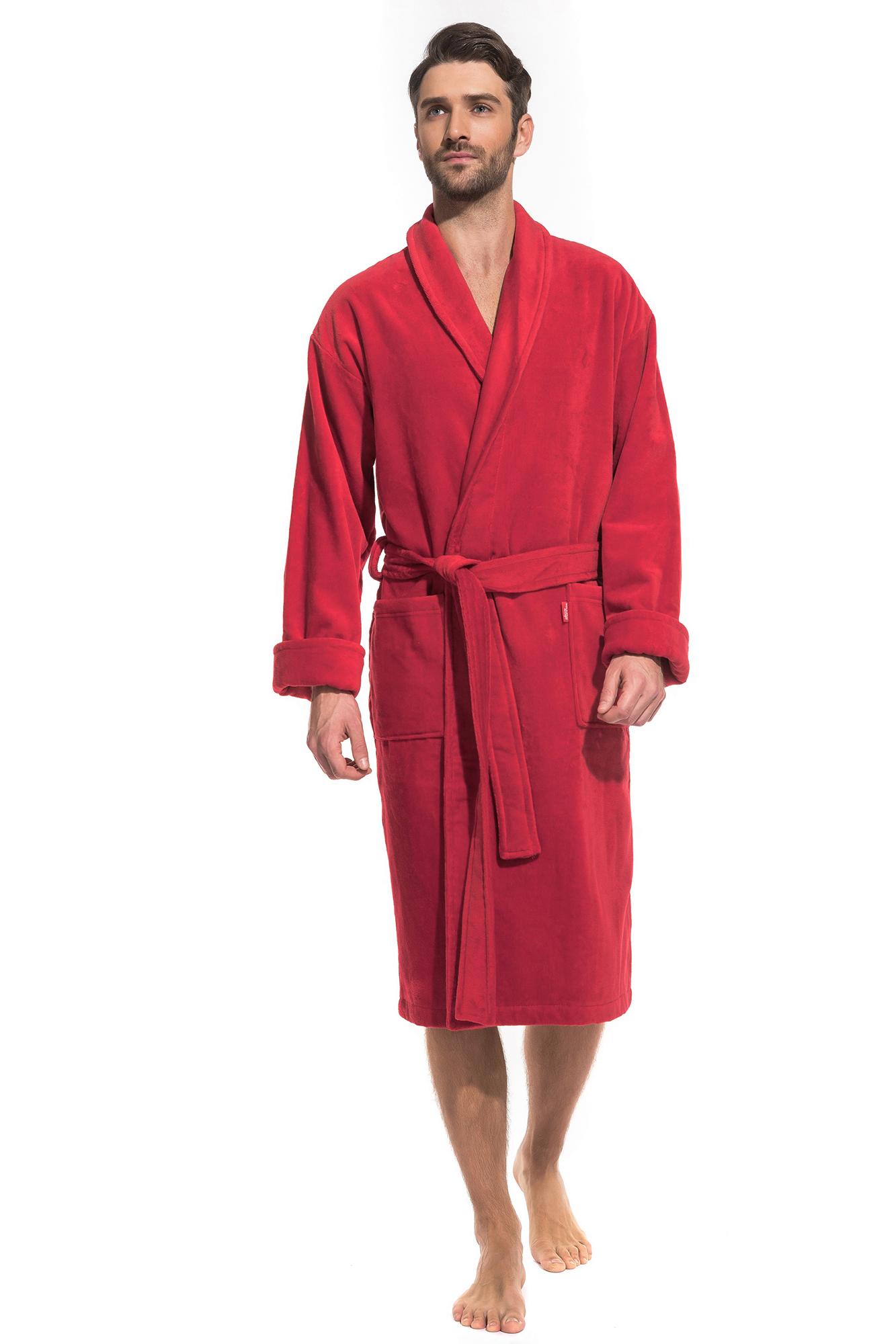 Домашний халат Eleanor Цвет: Красный (46-48) Peche Monnaie pmn665511
