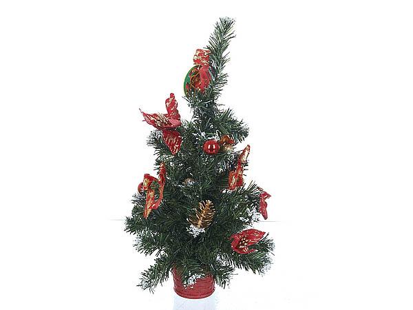Искусственные растения Monte Christmas Ель новогодняя Monto (50 см) monte christmas ель новогодняя josette 75 см