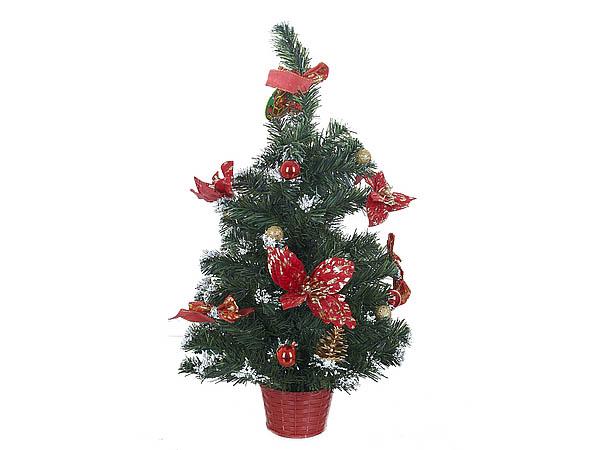 Искусственные растения Monte Christmas Ель новогодняя Eowyn (60 см) ель royal christmas sonora hook on tree 180 см 942180