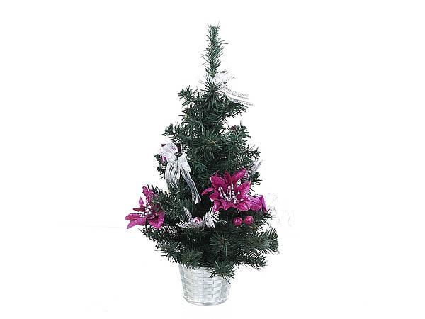 Искусственные растения Monte Christmas Ель новогодняя Chasity (45 см) ель royal christmas sonora hook on tree 180 см 942180