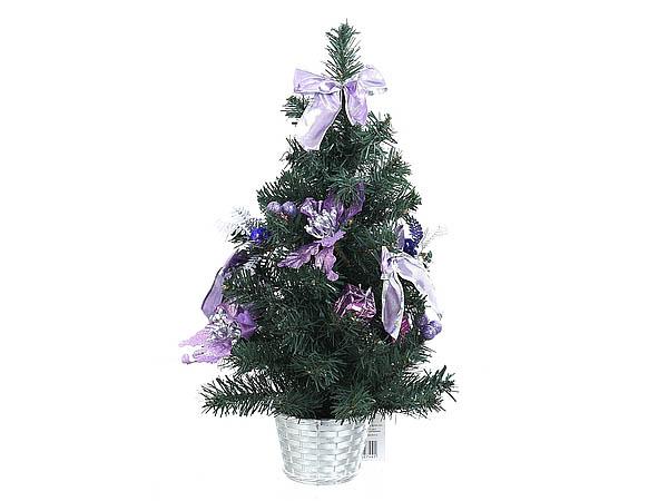 Искусственные растения Monte Christmas Ель новогодняя Benjamina (45 см) ель royal christmas sonora hook on tree 180 см 942180