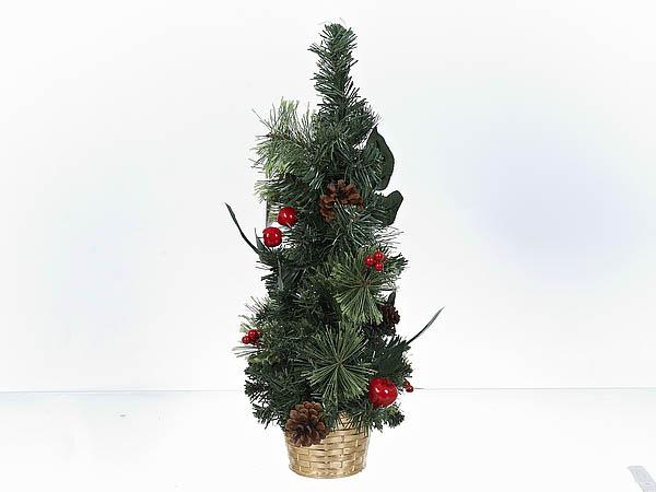 Искусственные растения Monte Christmas Ель новогодняя Krista (50 см) ель royal christmas sonora hook on tree 180 см 942180