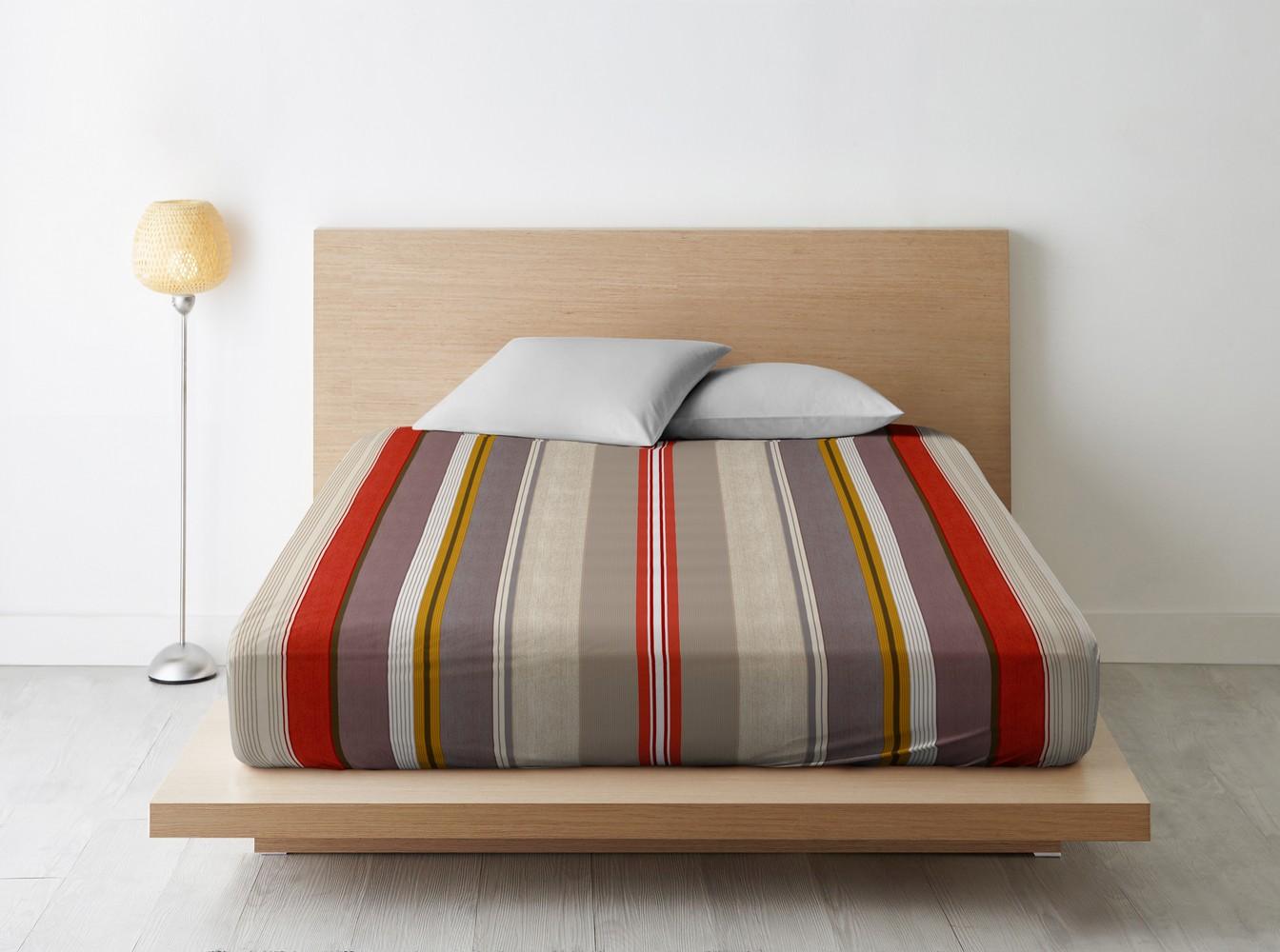 Простыня Stil Цвет: Серый (200х220) фото