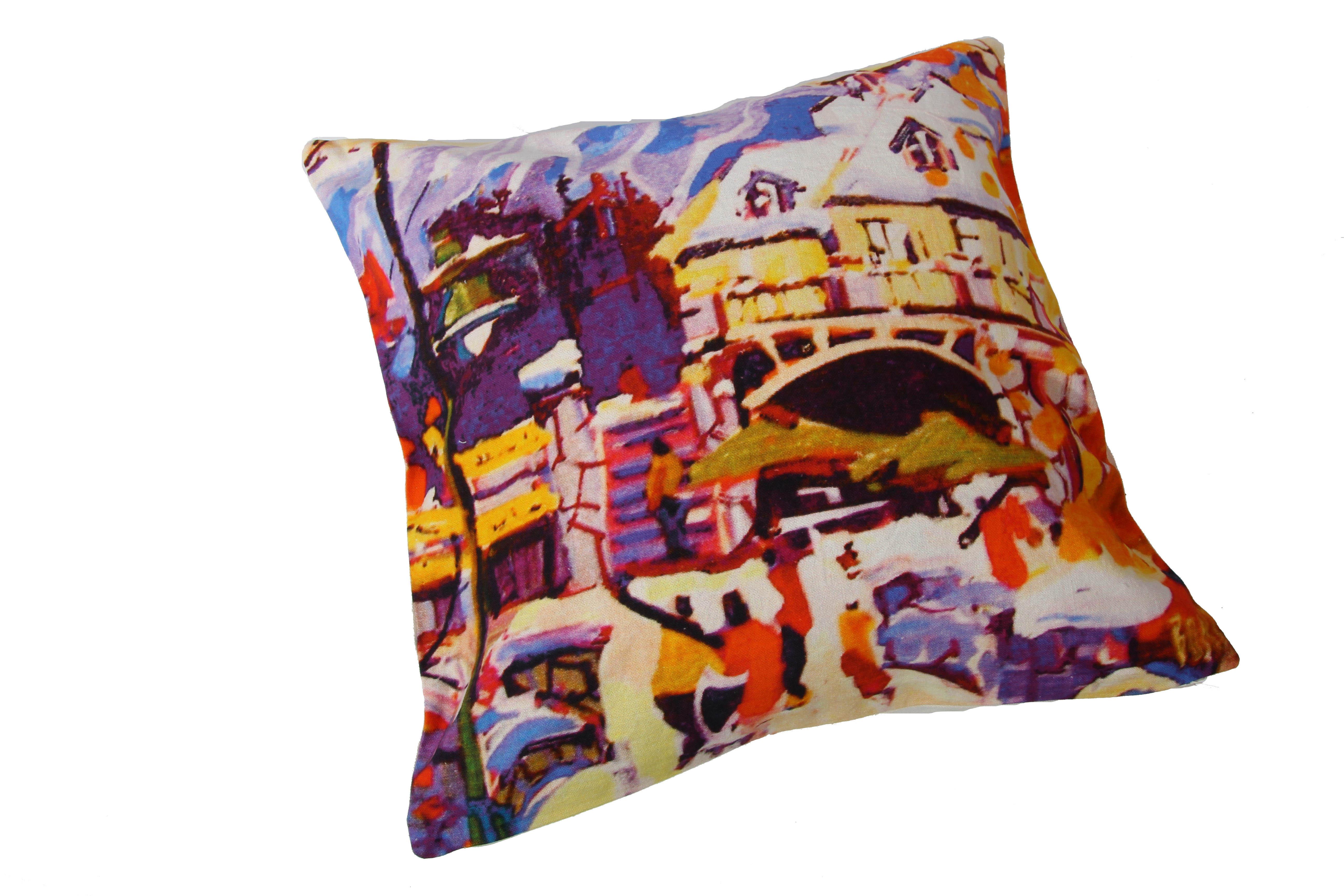 Декоративные подушки Ганг Декоративная наволочка Sharona (40х40)
