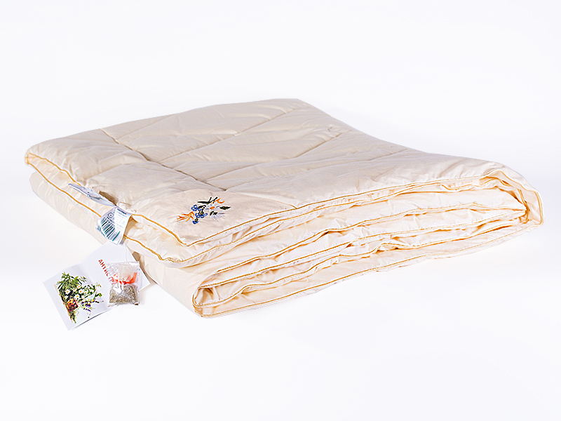 Одеяла Nature'S Одеяло Цветочное разнотравье Всесезонное (150х200 см) одеяло gg merino wool grass всесезонное 150х200 см