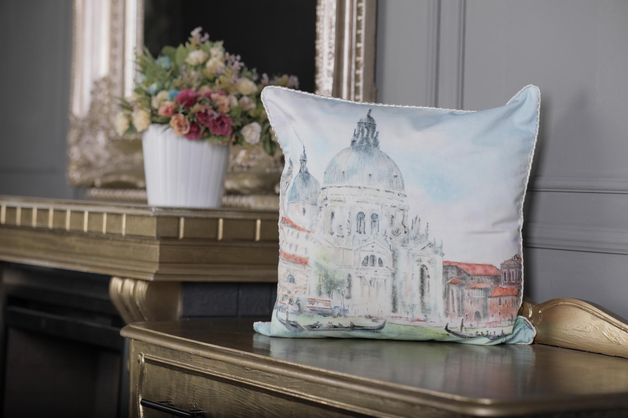 Купить со скидкой Декоративные подушки ANNA FLAUM
