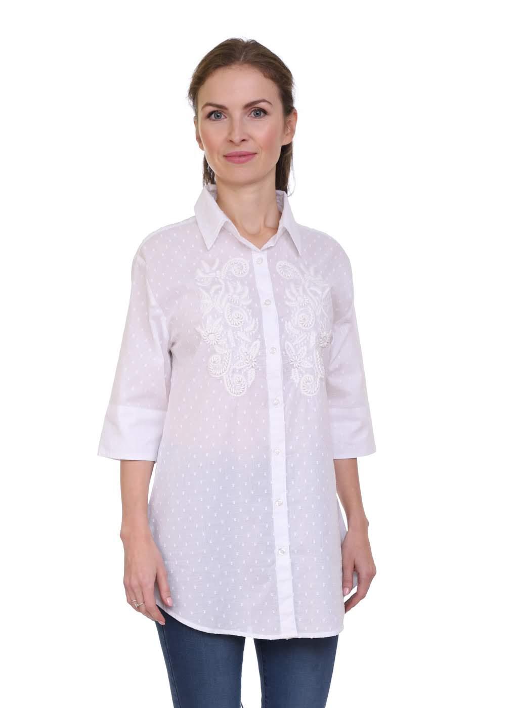 Рубашка Ainsley Цвет: Белый (48) фото
