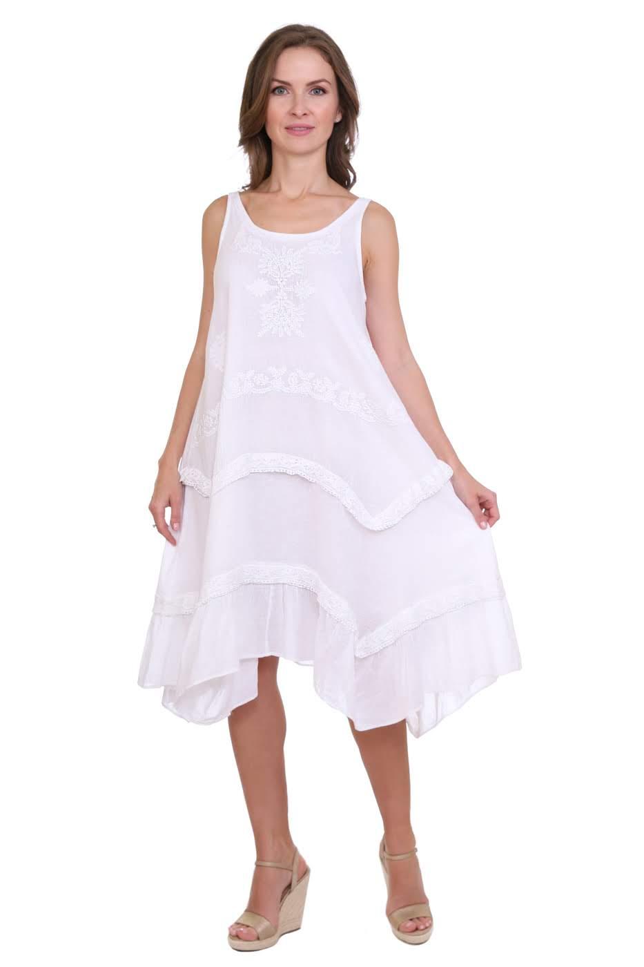Платье Zipporah Цвет: Белый (48) фото
