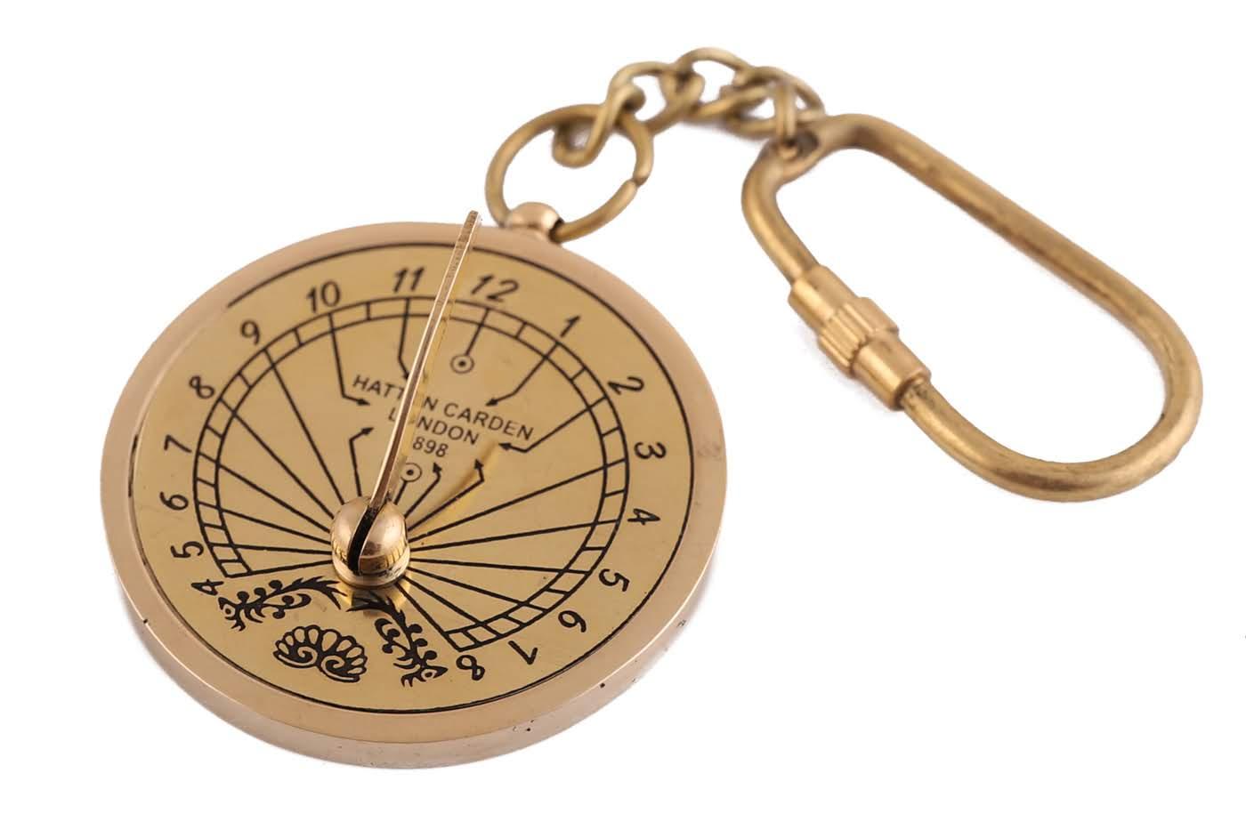 Часы-календарь Alured (1х4х4 см) фото
