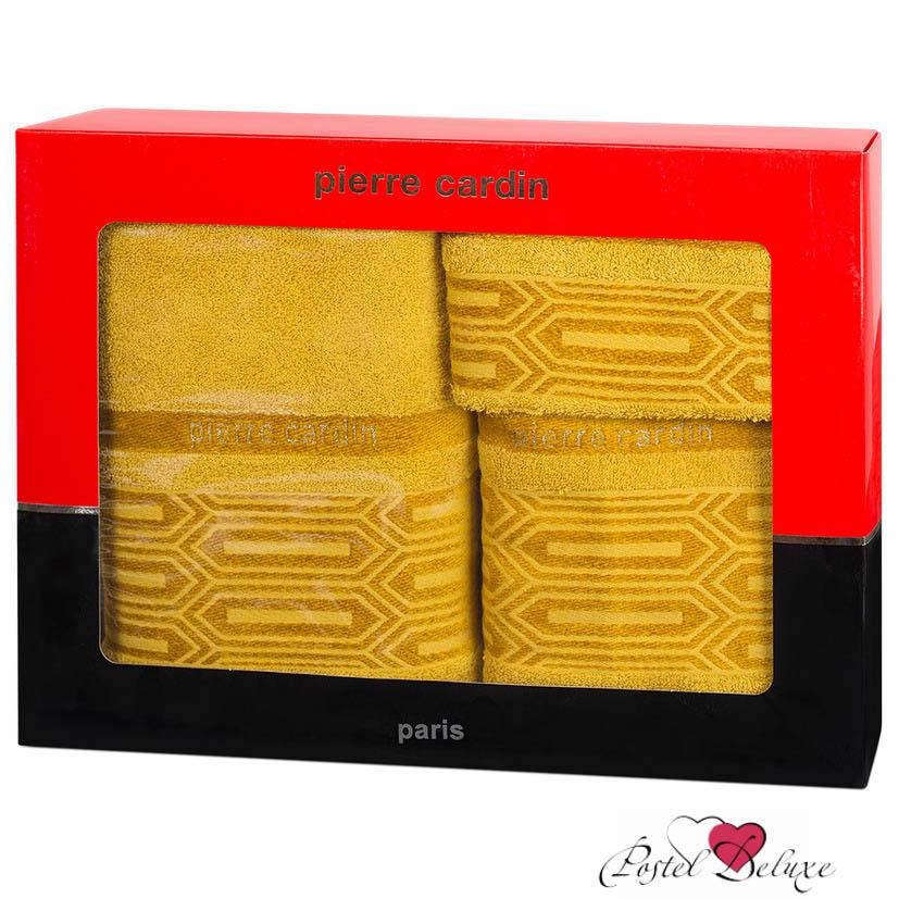 Полотенца Pierre Cardin, Полотенце Maeve Цвет: Желтый (Набор), Португалия, Махра  - Купить