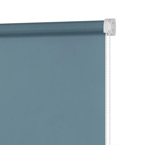 Рулонные шторы Плайн Цвет: Пастельно-Бирюзовый