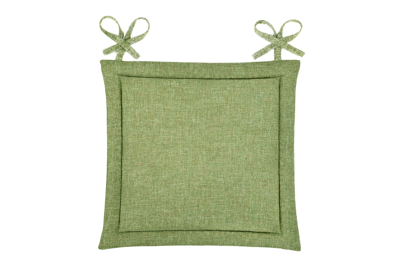 Подушка на стул Kentukki Цвет: Оливковый (40х40)