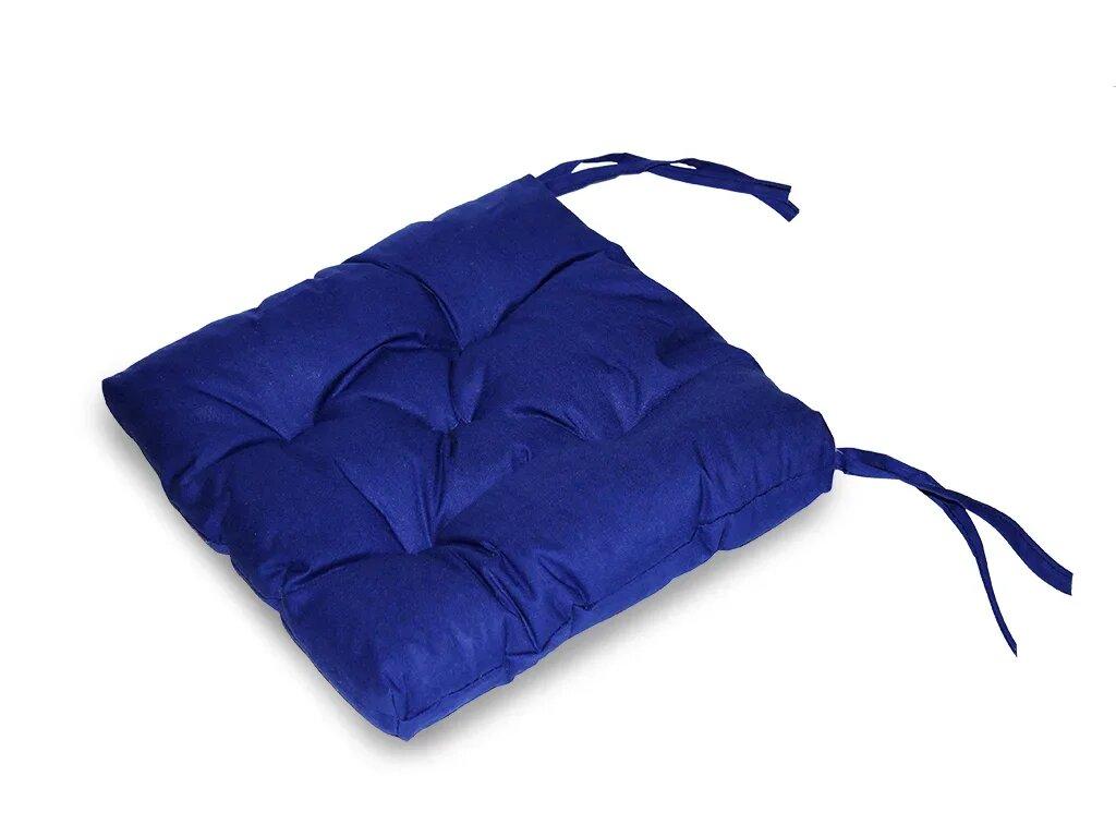 Подушка на стул Blaize Цвет: Темно-Синий (35х35 см (2 шт))