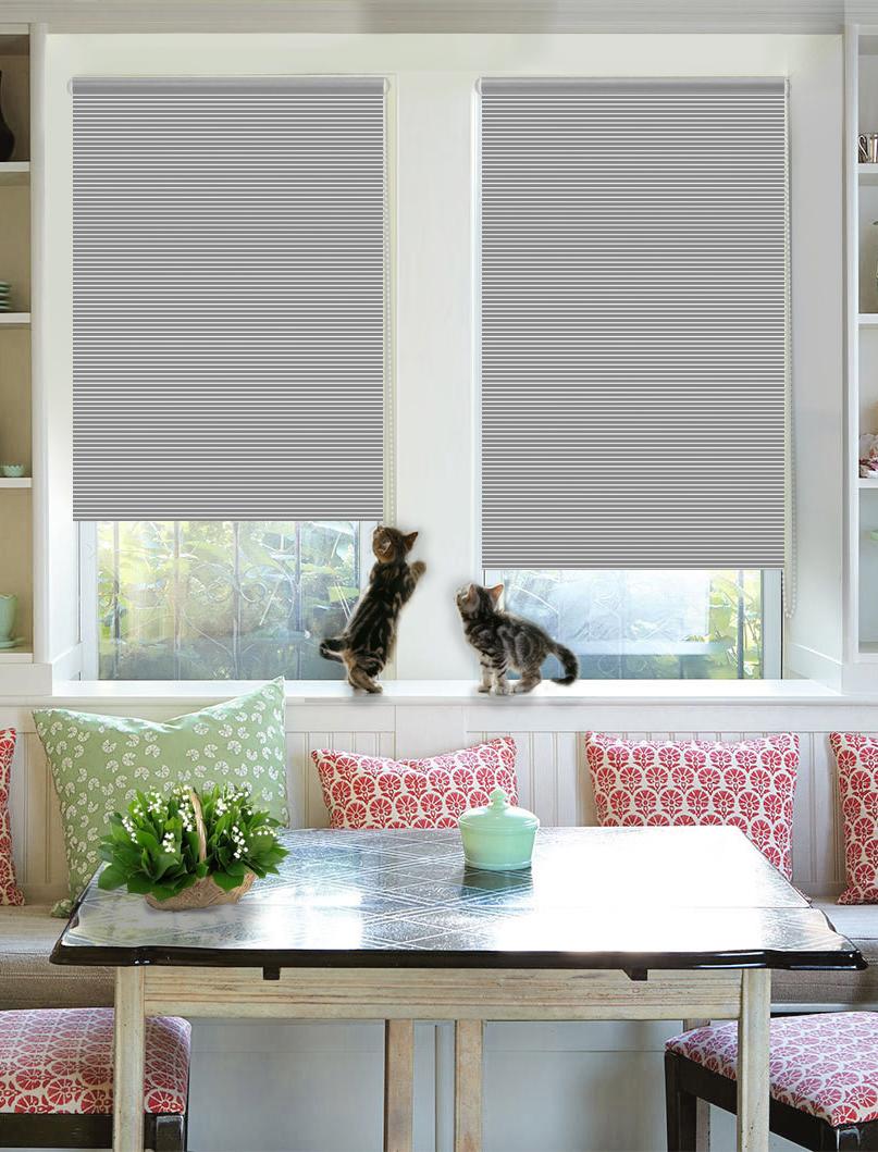 Рулонные шторы Aldford Цвет: Серый
