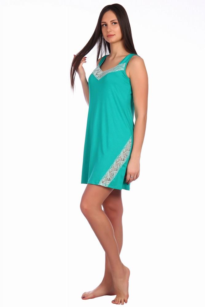 Ночная сорочка Suzie Цвет: Зелёный (48) фото