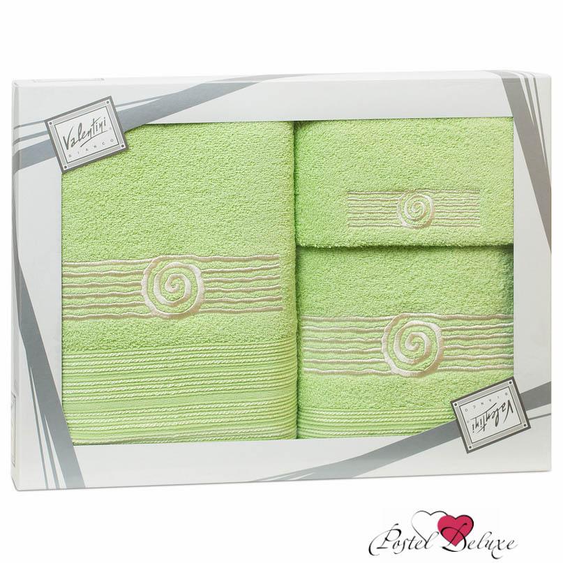 Купить Полотенца Valentini, ПолотенцеSea 1Цвет: Светло-Зеленый (Набор), Португалия, Махра