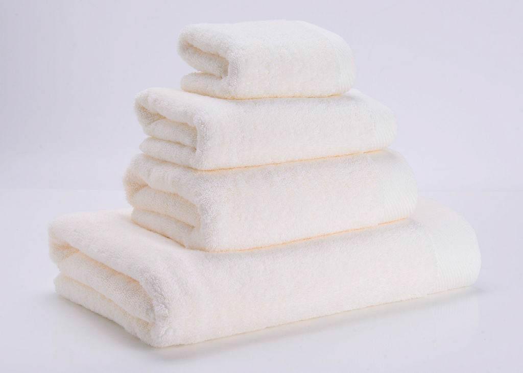 Полотенца Valtery Полотенце Seashells Цвет: Молочный (40х70 см) полотенце вафельное розовое 40х70 см