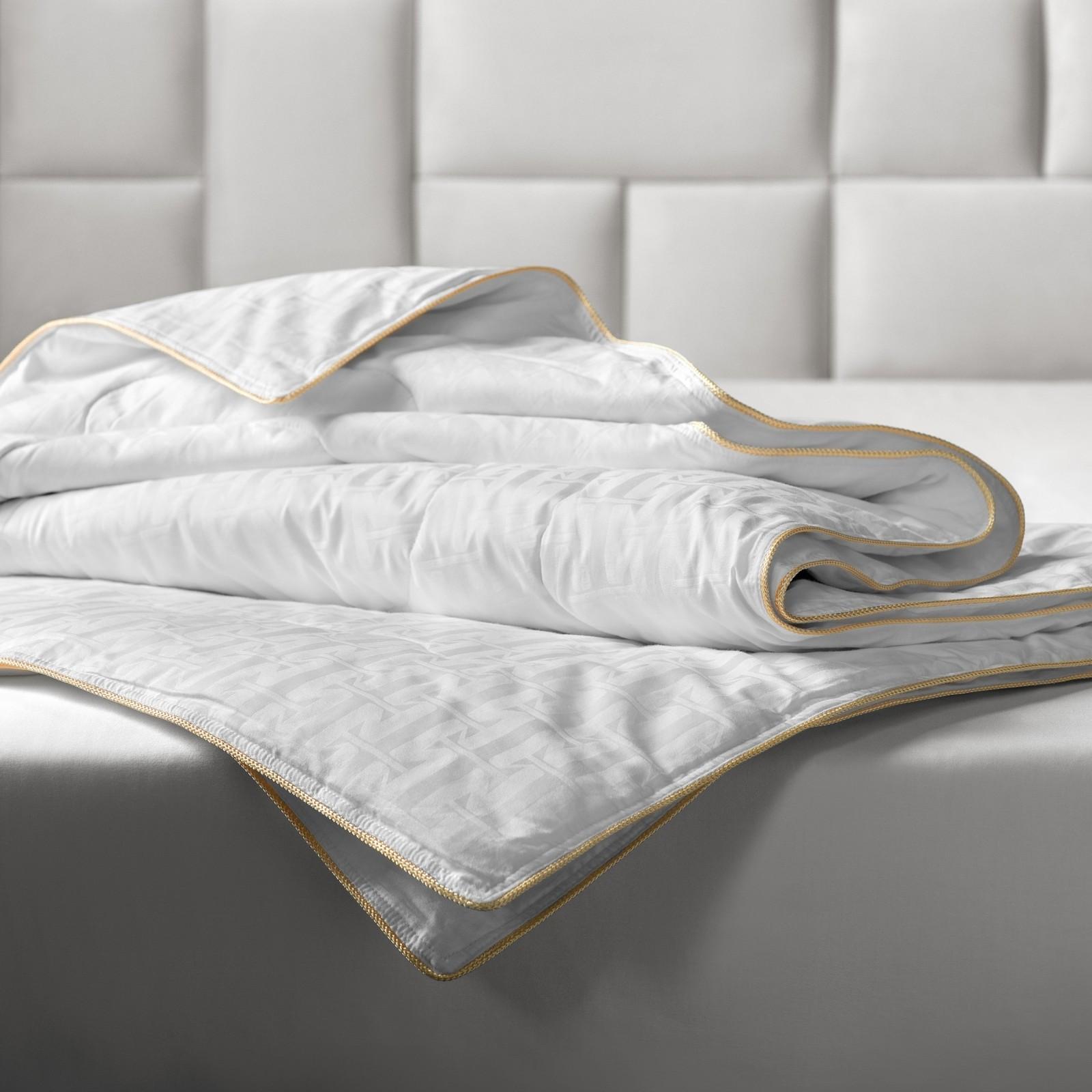 Купить Одеяла Togas, Одеяло Селена (200х210 см), Греция, Белый, Хлопковый жаккард