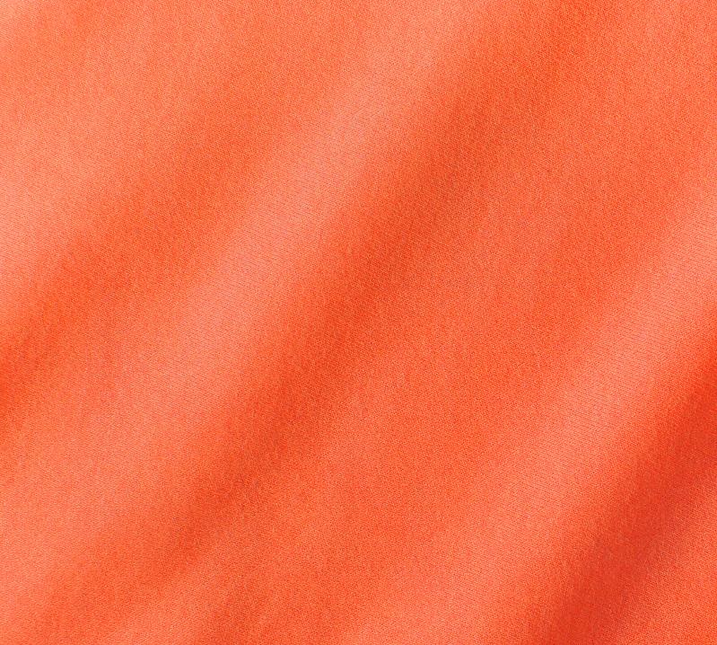 Простыня на резинке Afrodit цвет: лососевый (120х200)