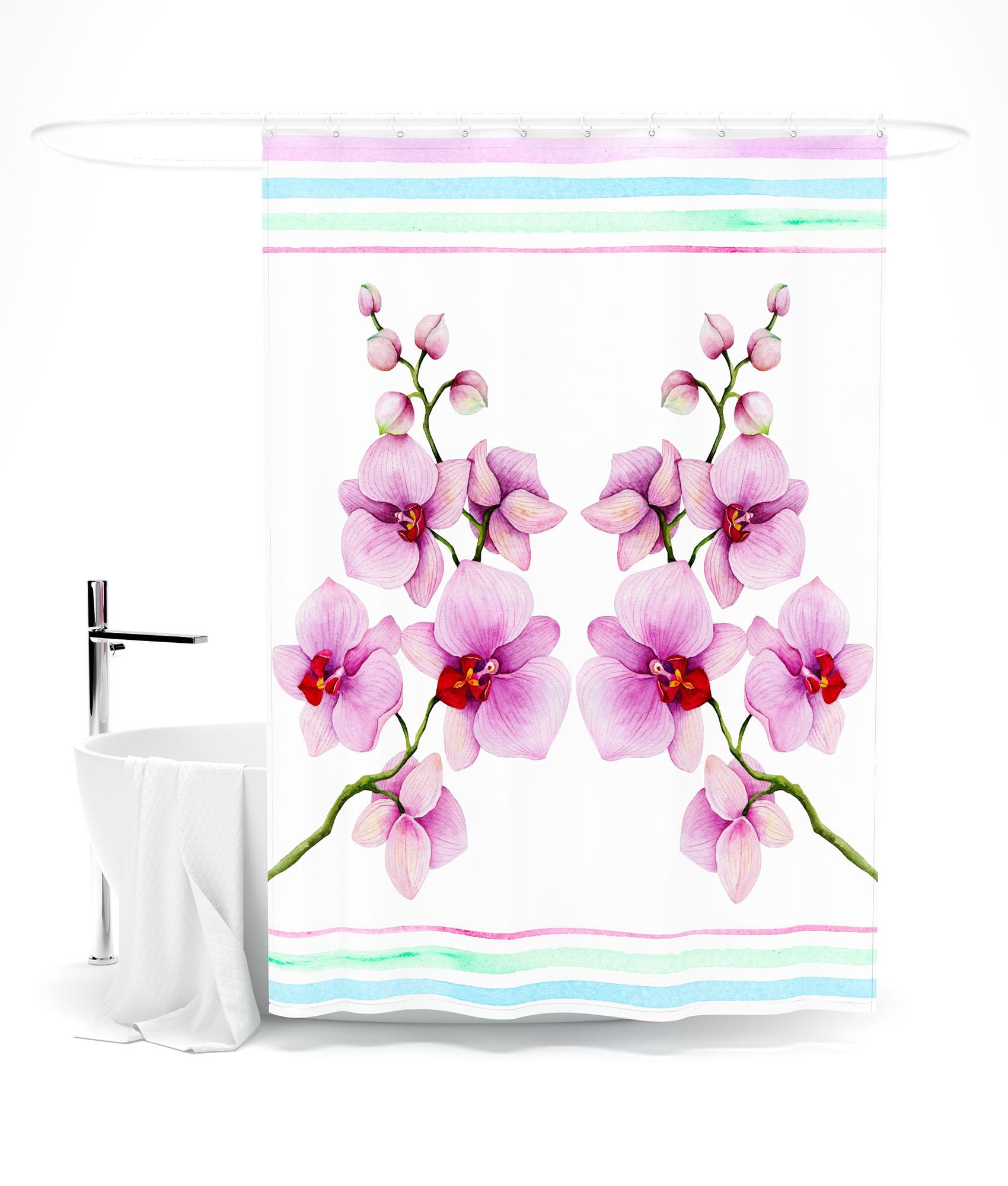 Шторы для ванной Magnolii фото