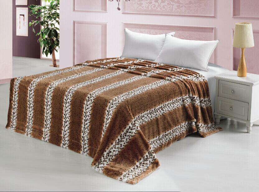 где купить Пледы и покрывала Tango Покрывало Норка (160х220 см) по лучшей цене