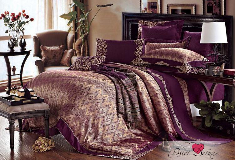 Купить Комплекты постельного белья Tango, Постельное белье Dougal (King size (Евро макси)), Китай, Сиреневый, Фиолетовый, Хлопковый сатин