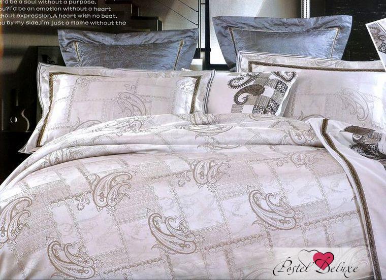 Купить Комплекты постельного белья Tango, Постельное белье Eartha (King size (Евро макси)), Китай, Сиреневый, Фиолетовый, Хлопковый сатин