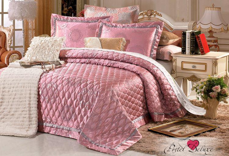 Купить Пледы и покрывала Tango, Покрывало Tayler (240х260 см), Китай, Розовый, Хлопковый жаккард