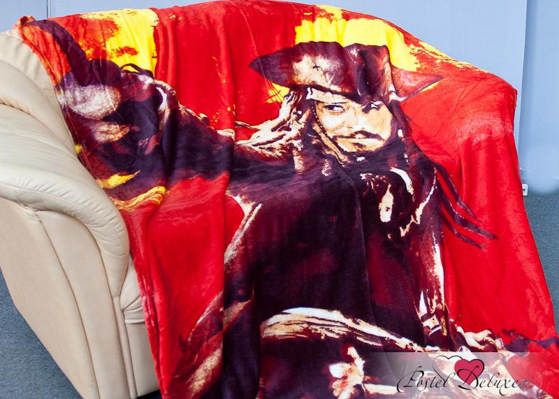 Купить Покрывала, подушки, одеяла для малышей Tango, Плед Детский Alessia (150х200 см), Китай, Коричневый, Красный, Коралловый флис