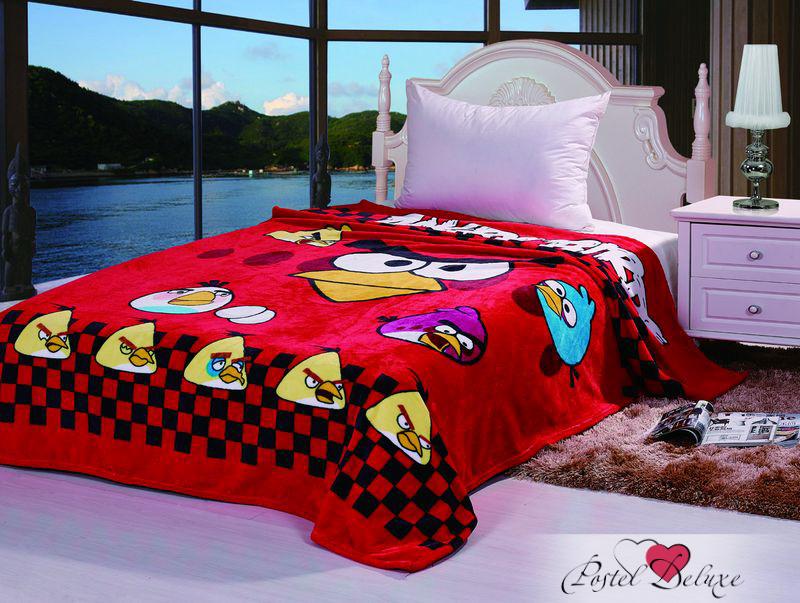 Покрывала, подушки, одеяла для малышей Tango Детский плед Angry Birds (150х200 см) tango плед м ф 1 5 спальный 3002 56