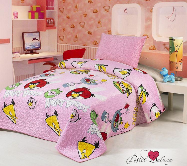 где купить Покрывала, подушки, одеяла для малышей Tango Детское покрывало Angry Birds (155х200 см) по лучшей цене