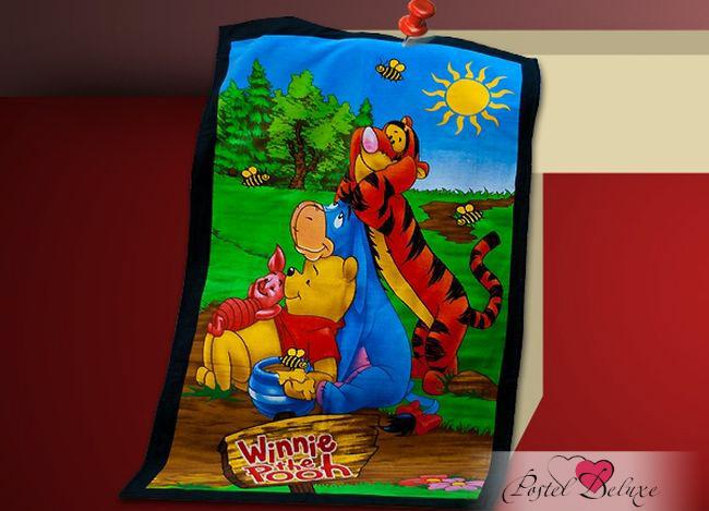Купить Полотенца Tango, Детское полотенце Винни Пух (75х150 см), Китай, Велюр