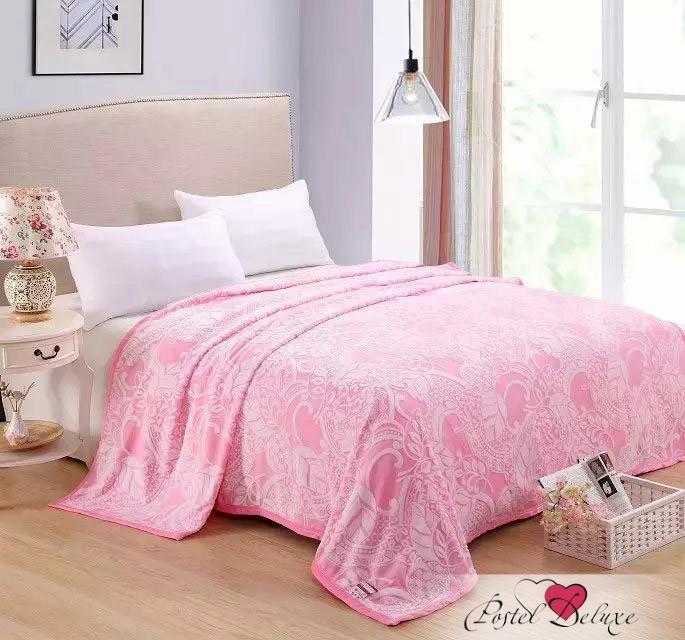 Пледы и покрывала Tango, Плед Barb (200х220 см), Китай, Розовый, Синтетическая фланель  - Купить