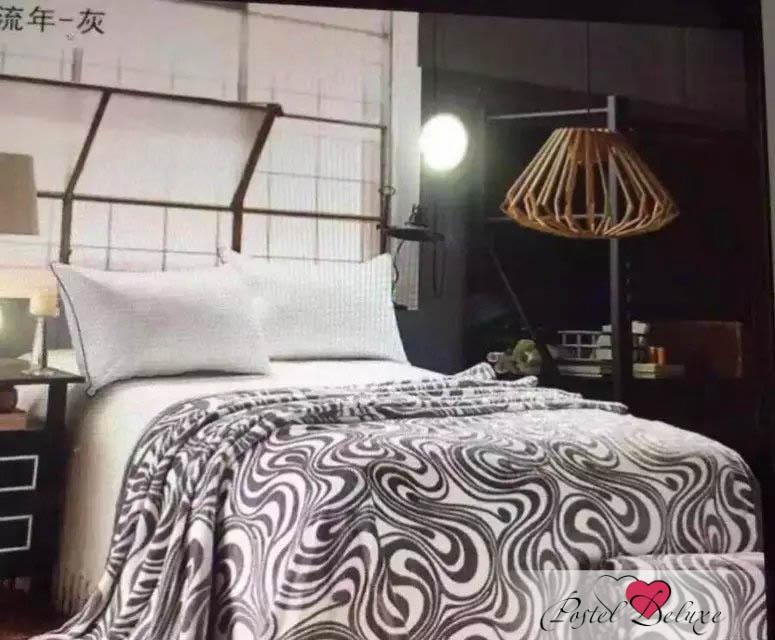Купить Пледы и покрывала Tango, Плед Lewella (200х230 см), Китай, Черно-белый, Синтетическая фланель